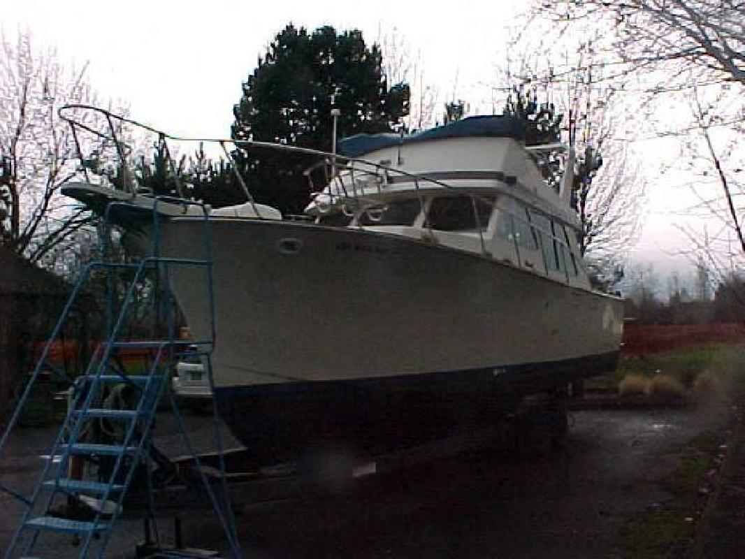 1985 37' Tollycraft 37 Convertible for sale in Portland, Oregon | All Boat ...