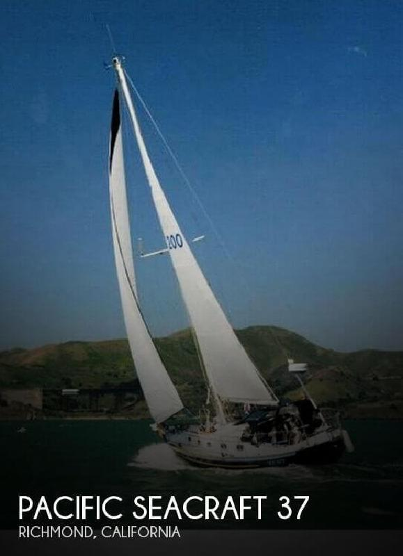 1989 Pacific Seacraft 37 Richmond CA