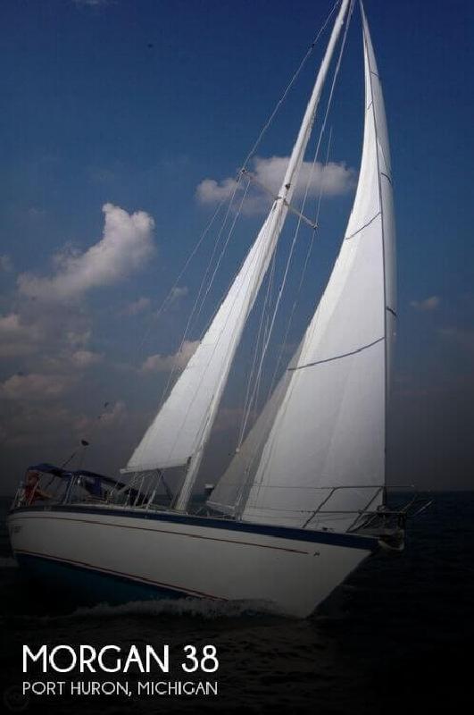 1984 Morgan by Catalina 38 Port Huron MI