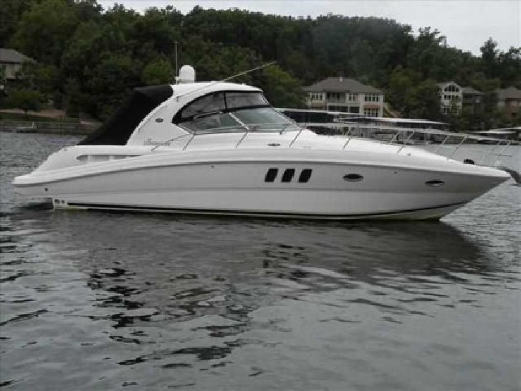 $195,800 2006 Sea Ray 38 SUNDANCER