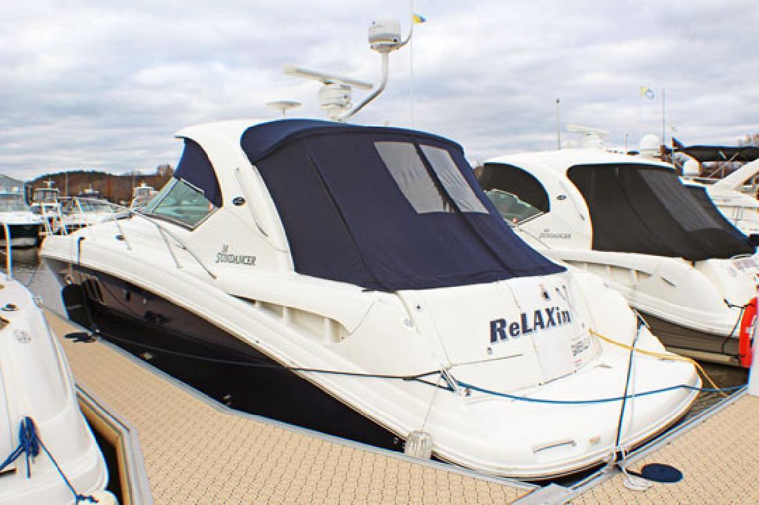 2007 Sea Ray Boats 38 Sundancer Woodbridge VA