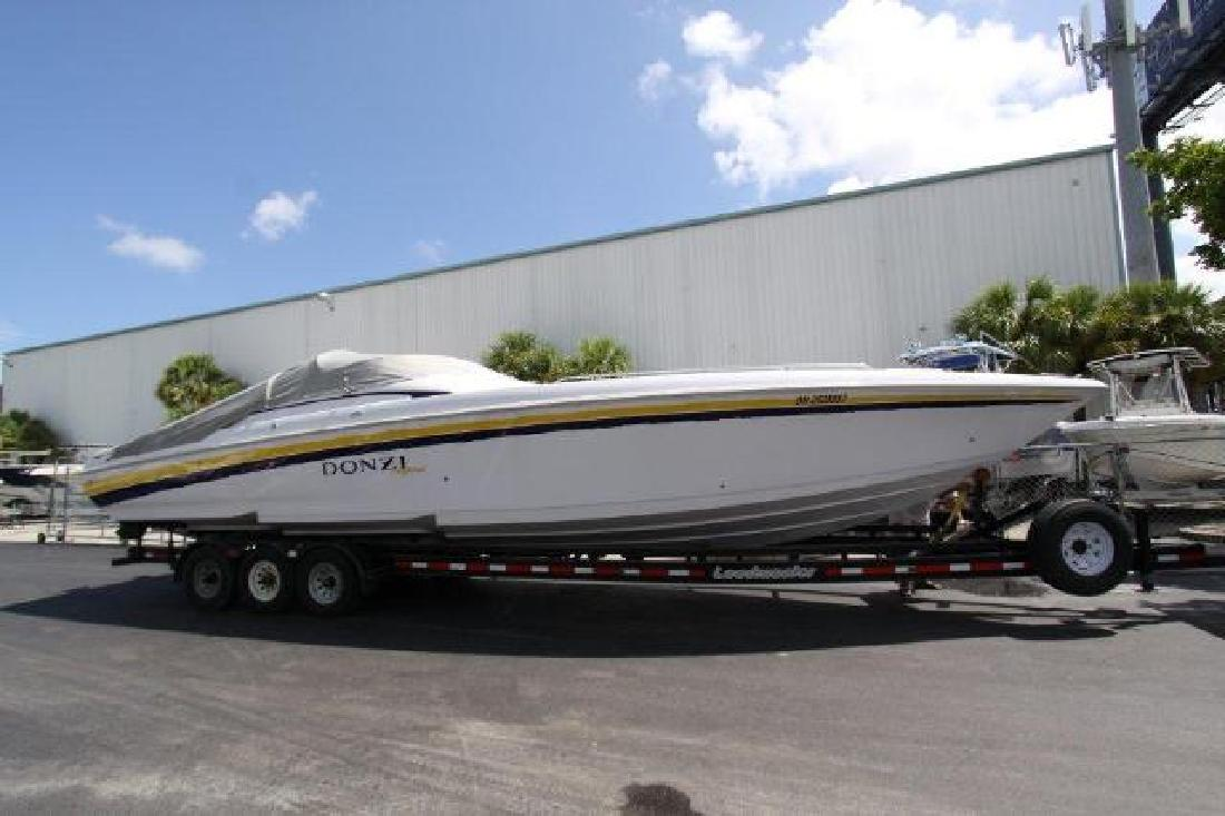 2003 38' Donzi 38 ZX for sale in Fort Lauderdale, Florida | All Boat ...