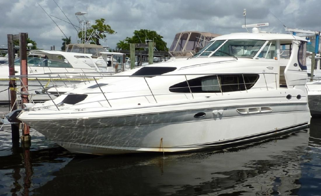 2005 39 39 Sea Ray 390 Motor Yacht For Sale In Fort