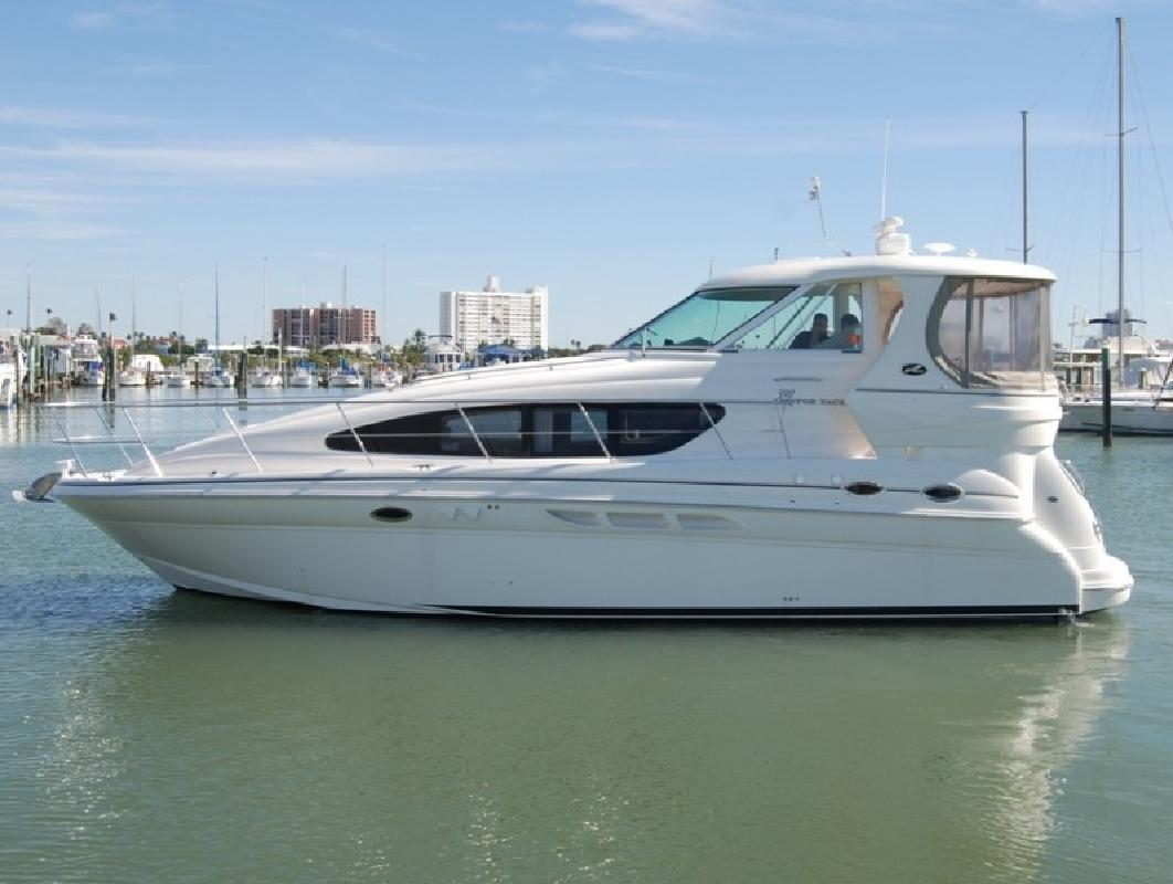 2004 39 39 Sea Ray 390 Motor Yacht For Sale In Clearwater