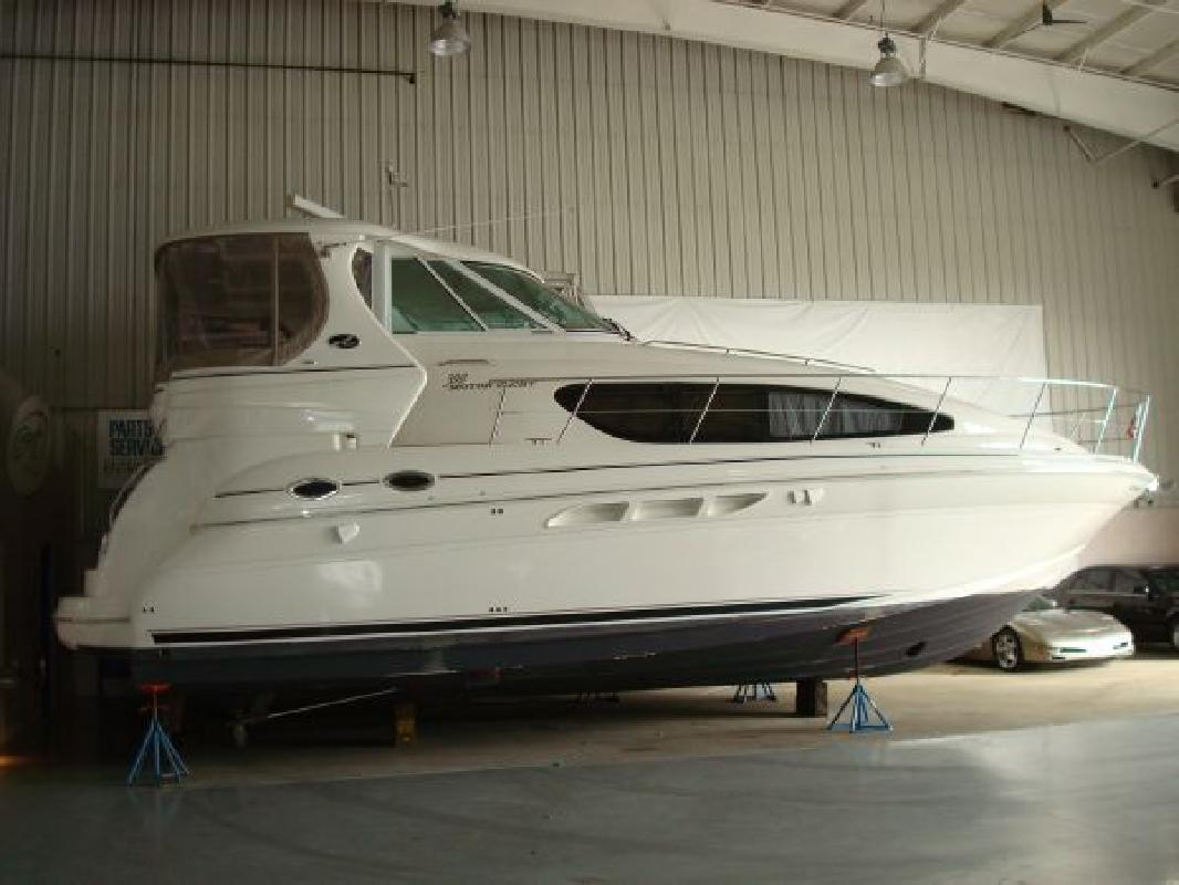 2005 39 39 sea ray 390 motor yacht for sale in harrison