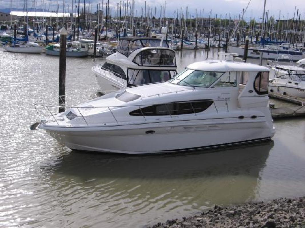 2004 39 39 Sea Ray 390 Motor Yacht For Sale In Bellingham