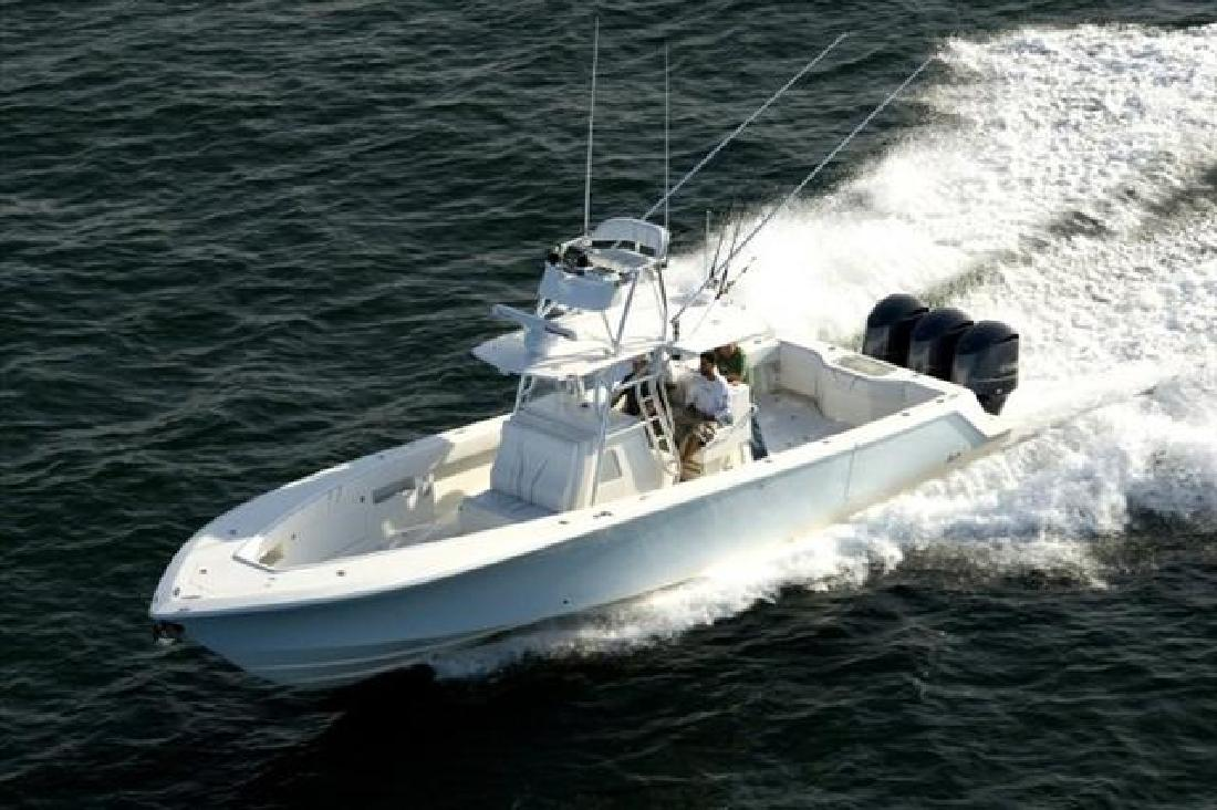 2010 39' Sea Vee Boats 390 (Triple 4 Strokes)