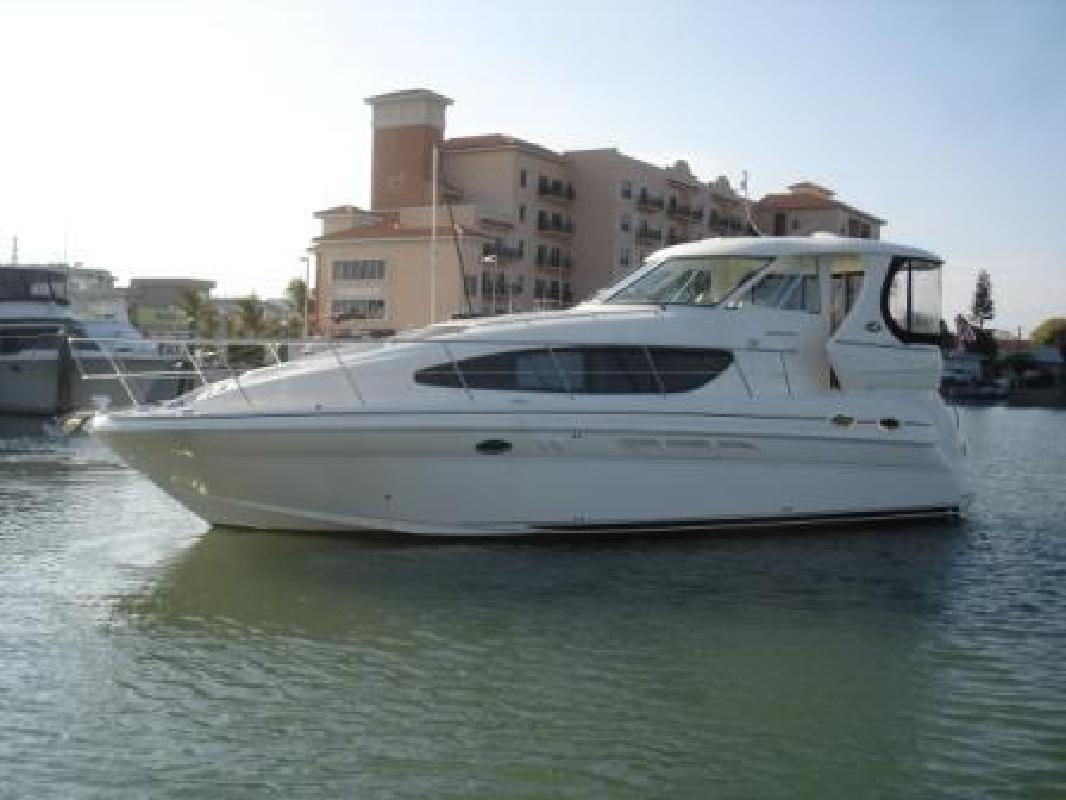2005 39 39 sea ray 39 motor yacht for sale in clearwater for Sea ray motor yacht for sale