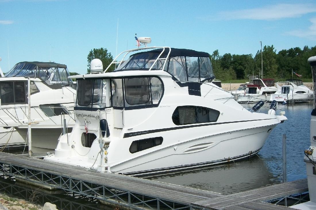 2004 43 Silverton 39 Motor Yacht For Sale In Seneca