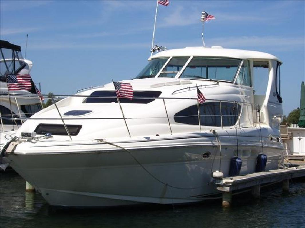 2005 39 39 sea ray 39 motor yacht for sale in rogers for Sea ray motor yacht for sale