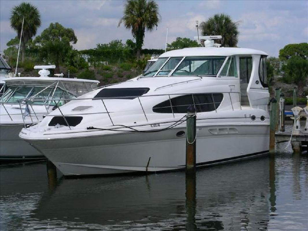 2004 39 39 sea ray 39 motor yacht for sale in venice for Sea ray motor yacht for sale