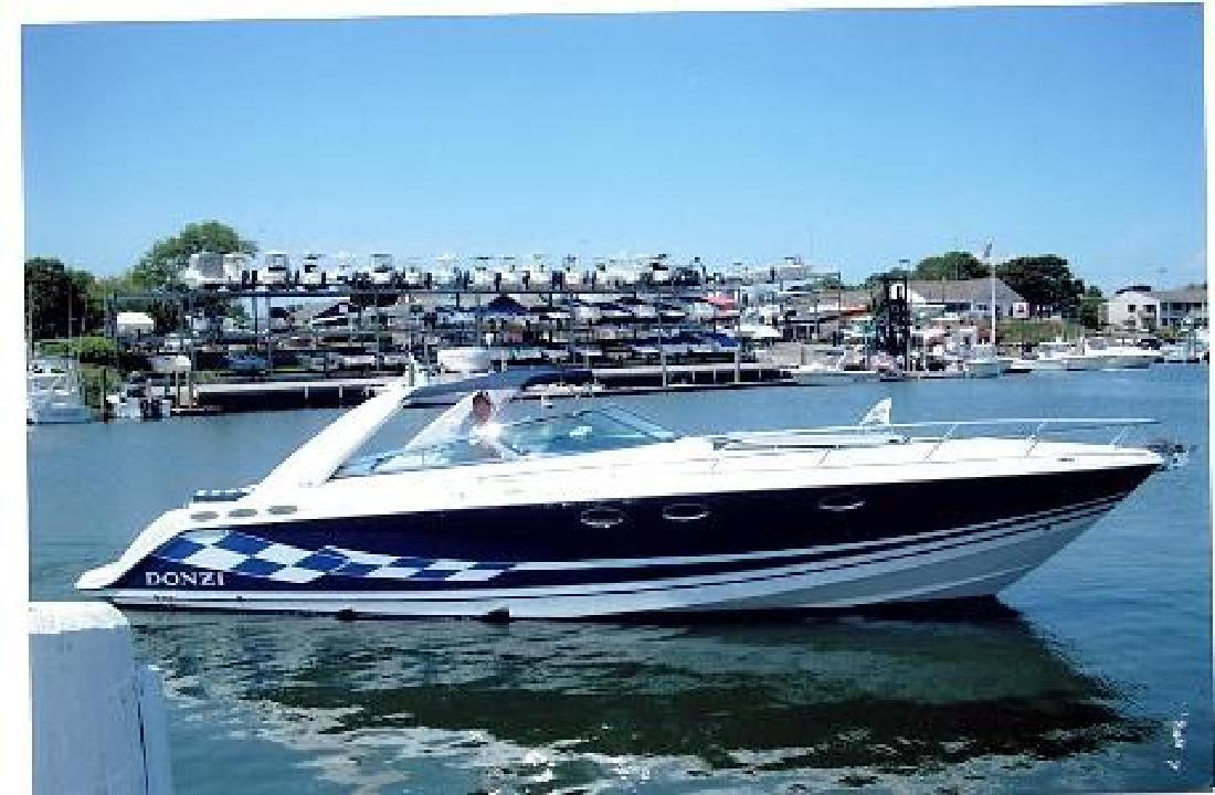 2001 39' Donzi 39 ZSC for sale in Falmouth, Massachusetts | All Boat ...