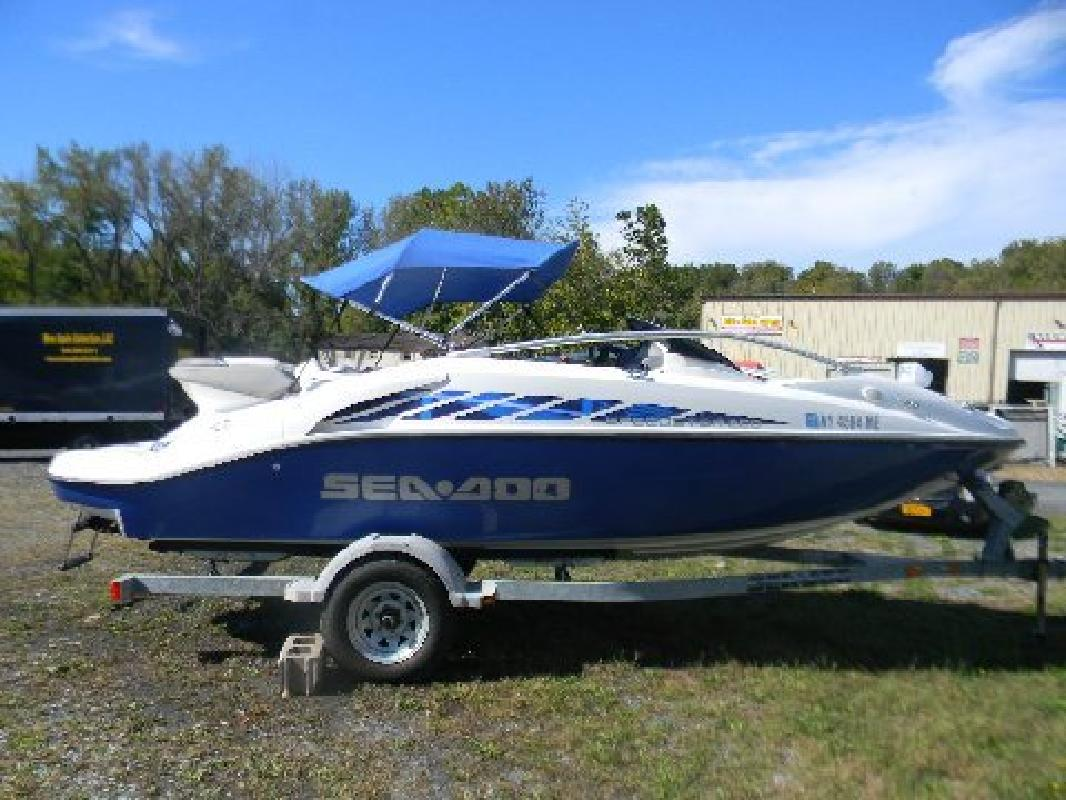 2006 - SeaDoo Boats - SPEEDSTER 4-TEC in New Windsor, NY