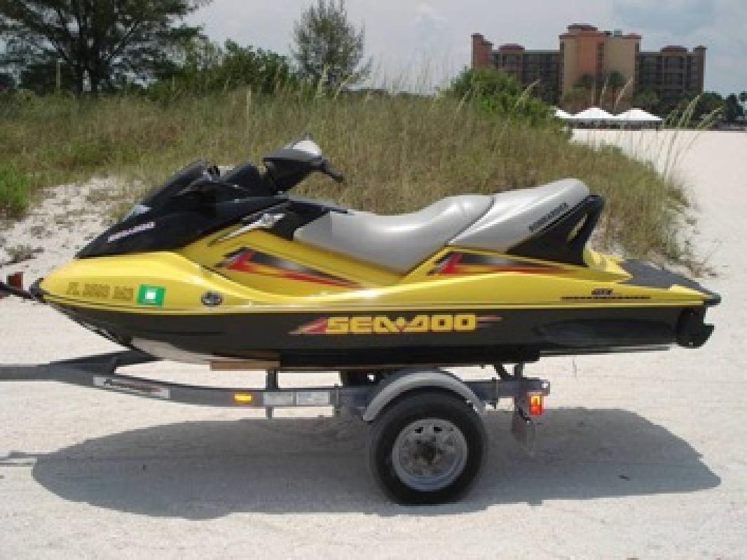 2004 Seadoo Gtx 4-Tec Supercharged for sale in Clearwater, Florida