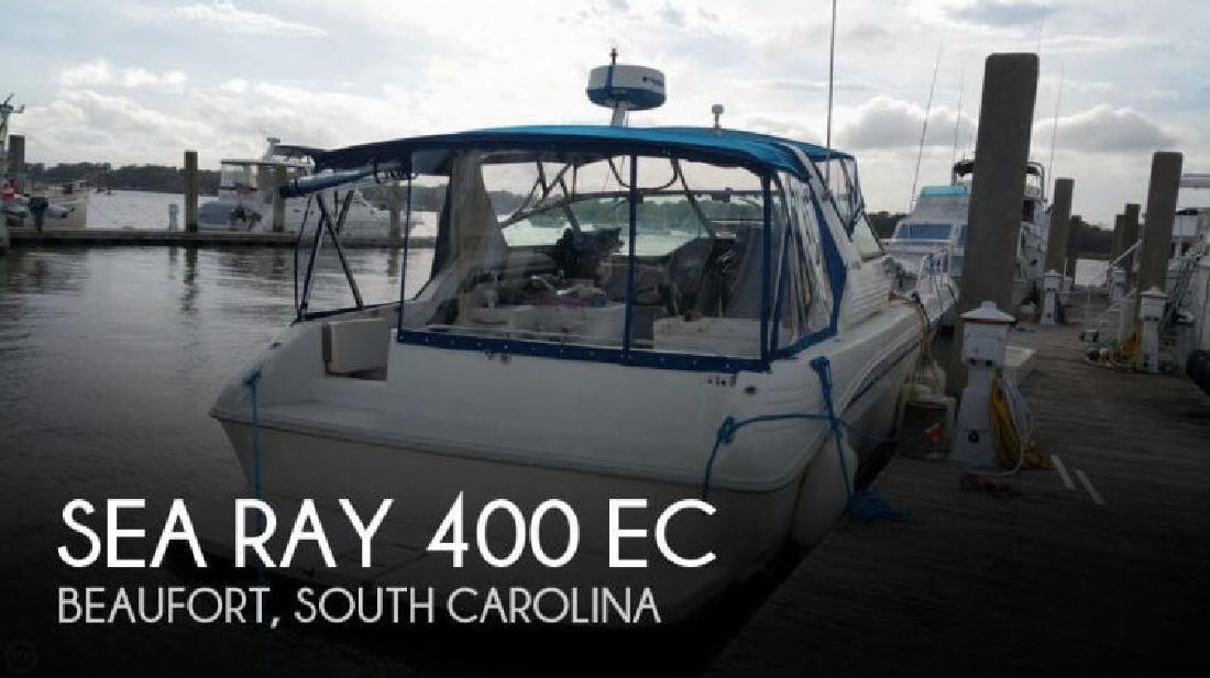 1993 Sea Ray Boats 400 EC Beaufort SC