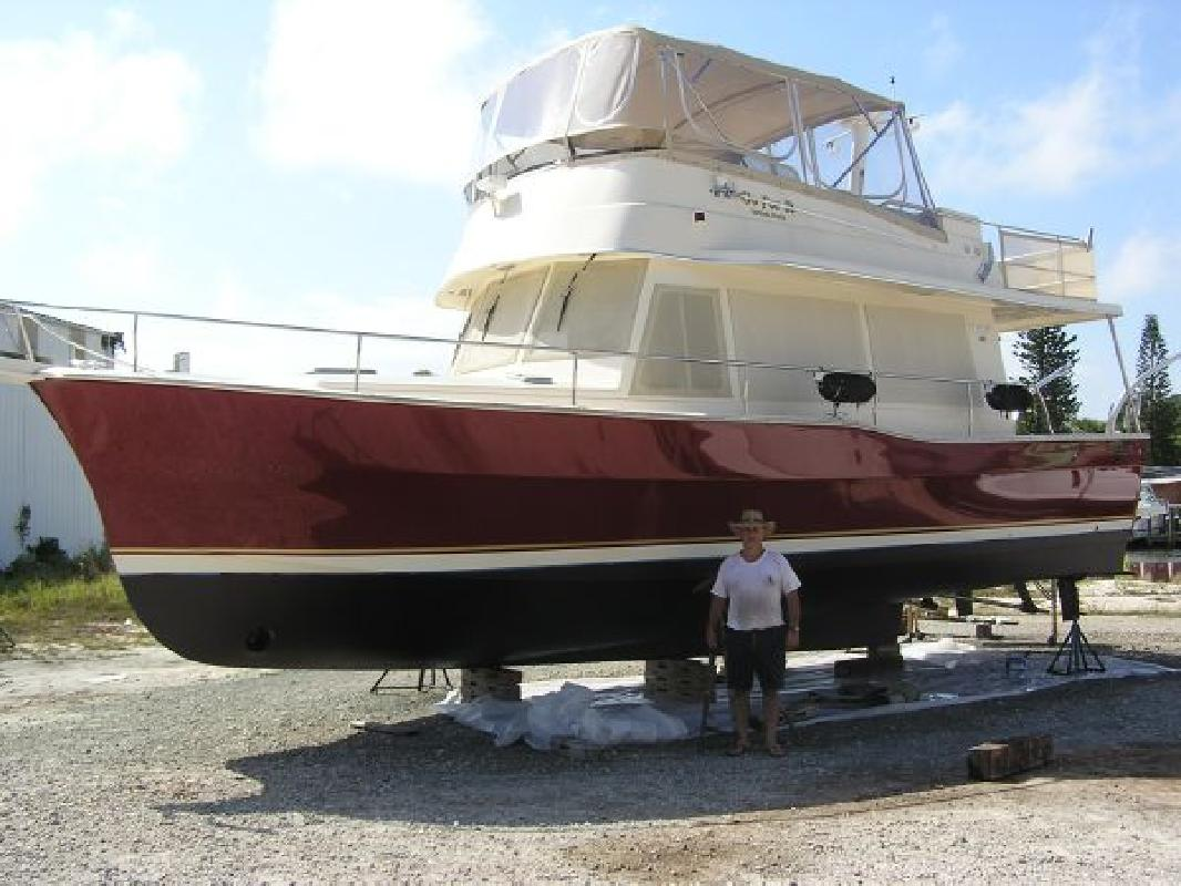40 trawler for sale
