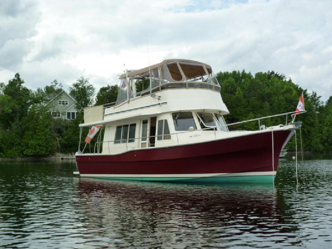 2006 40' MAINSHIP 400 Trawler for sale in Stuart, Florida | All Boat ...
