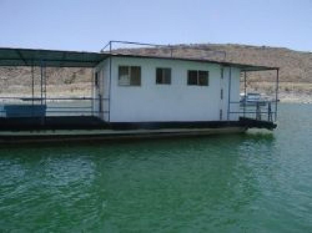 1990 Homemade Houseboat 4022615 Elephant Butte For Sale In Elephant