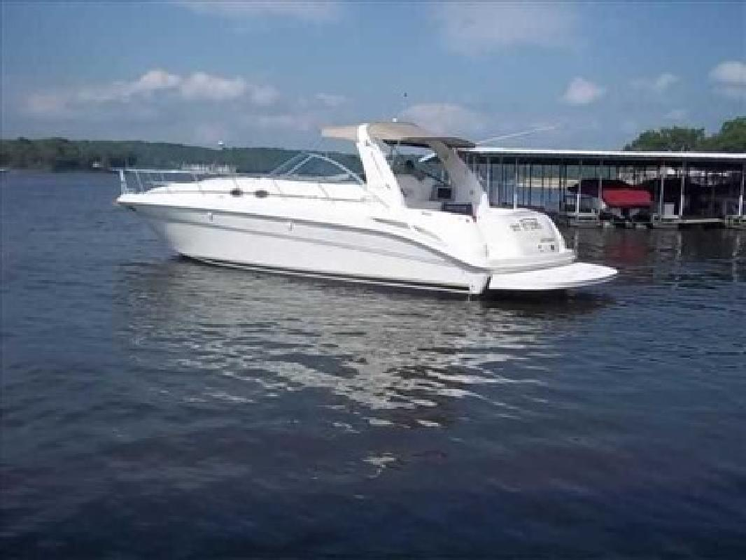 $155,000 2000 Sea Ray 41 SUNDANCER