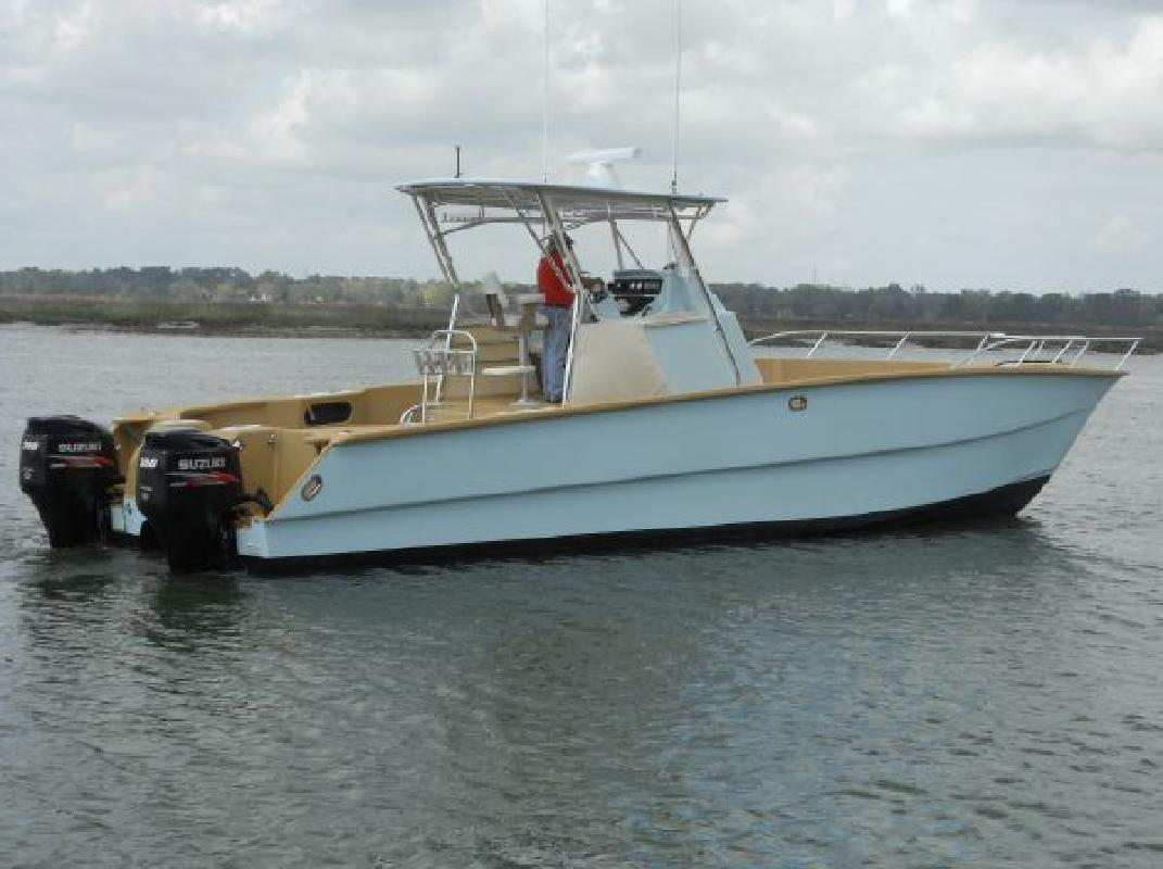 2011 Mike Scearce Design 42- Sportfish Catamaran