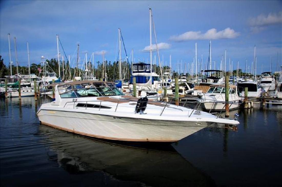 1990 Sea Ray Boats Sport Yacht 420 Sundancer Delray Beach FL