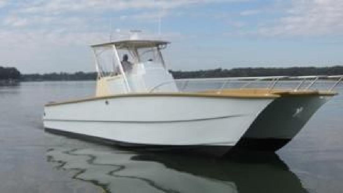 2011 42' Custom 42 Catamaran
