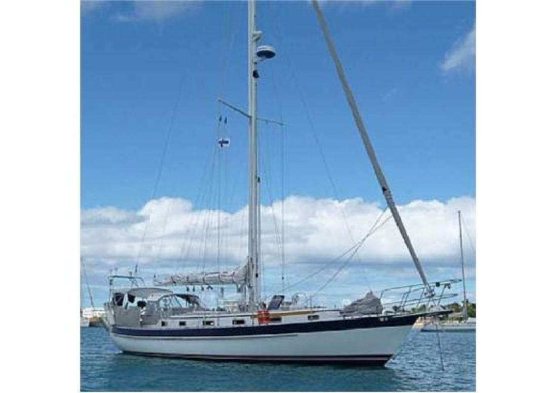 2003 42' VALIANT YACHTS 42 Center Entry Queen