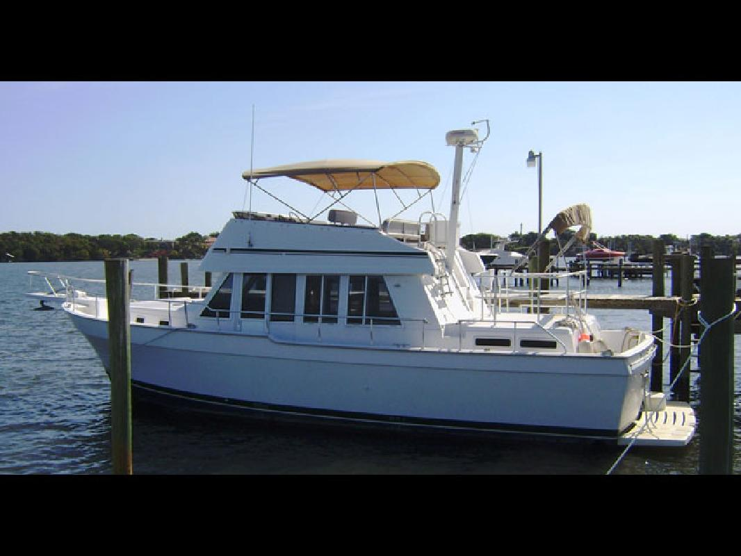 2000 43' MAINSHIP 430 Trawler for sale in Stuart, Florida | All Boat ...