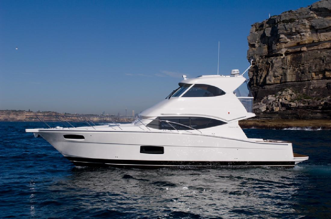 2012 44' Maritimo 440 Offshore Convertible-MT12-M440-10
