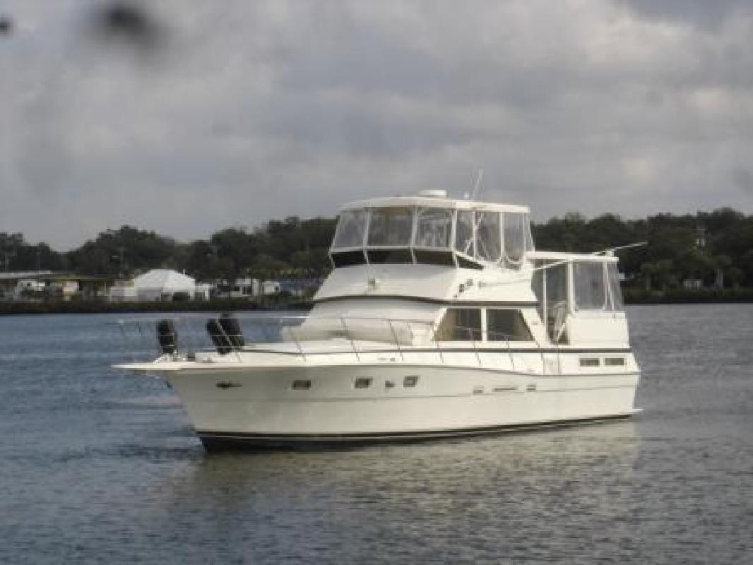 1985 44 39 Viking Yachts 44 Motor Yacht For Sale In Tampa