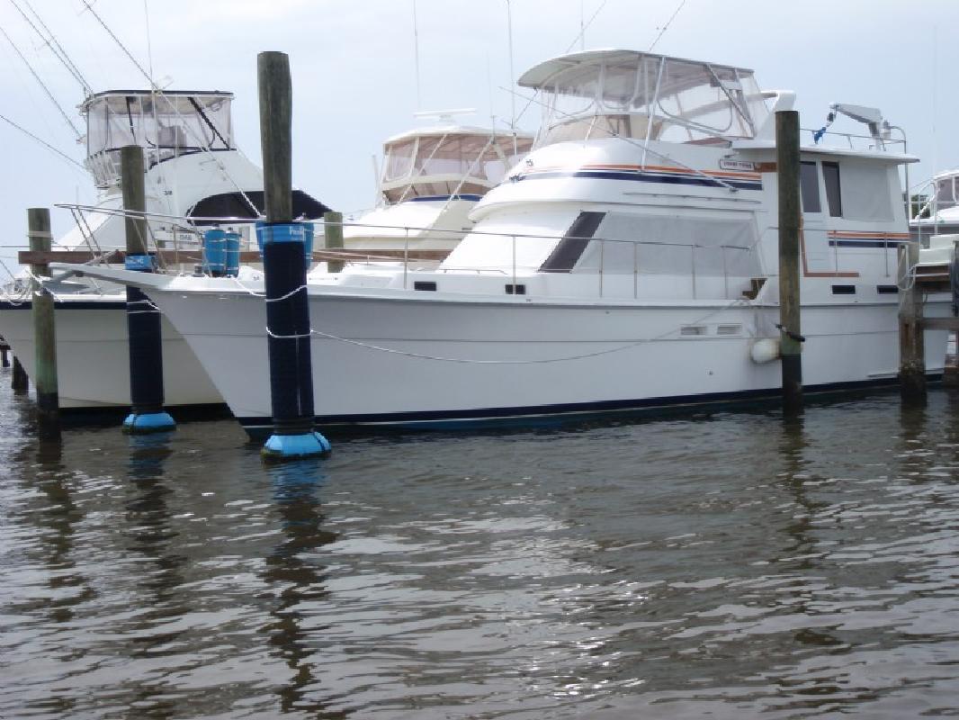 1985 44' Gulfstar 44 Motor Yacht