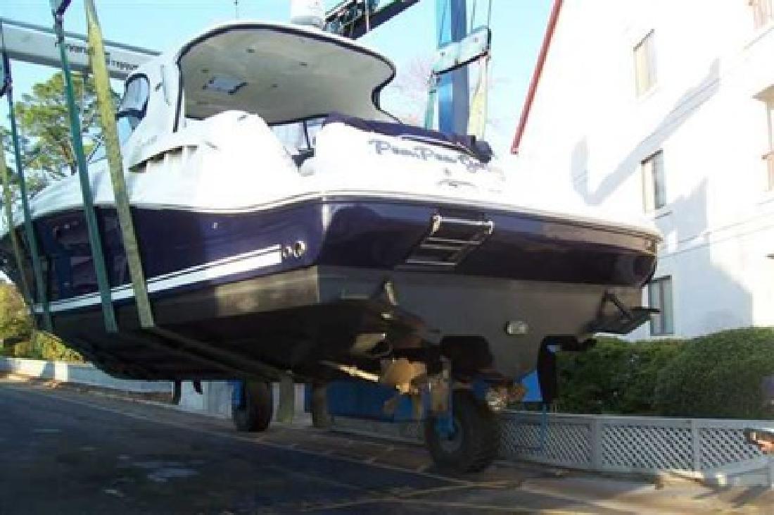 $383,250 2008 Sea Ray 44 SUNDANCER