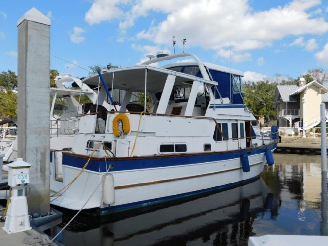 44- Marine Trading Marine Trader 44 Sundeck in Jacksonville, FL