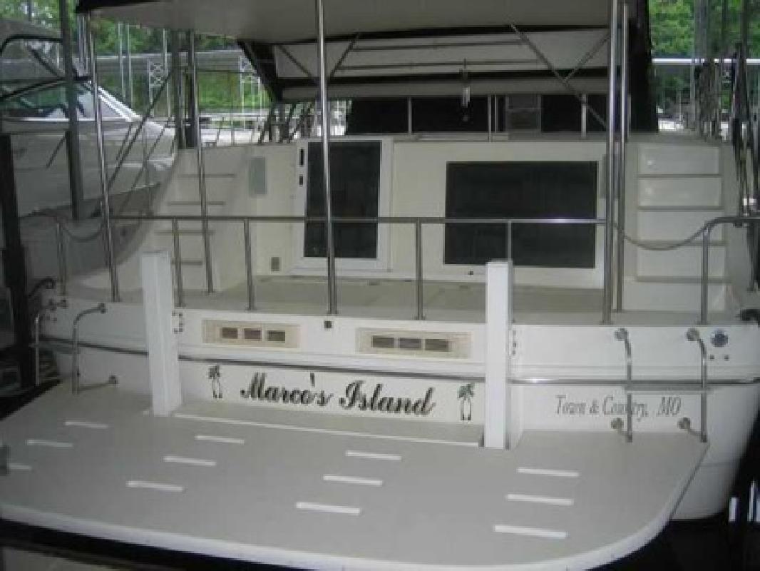 $124,995 1997 Harbor Master 4500 COASTAL CRUISER