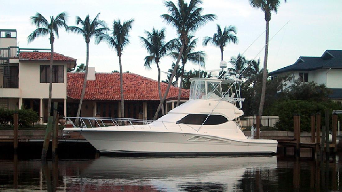 2004 45' Rampage 45 Convertible in Stuart, Florida