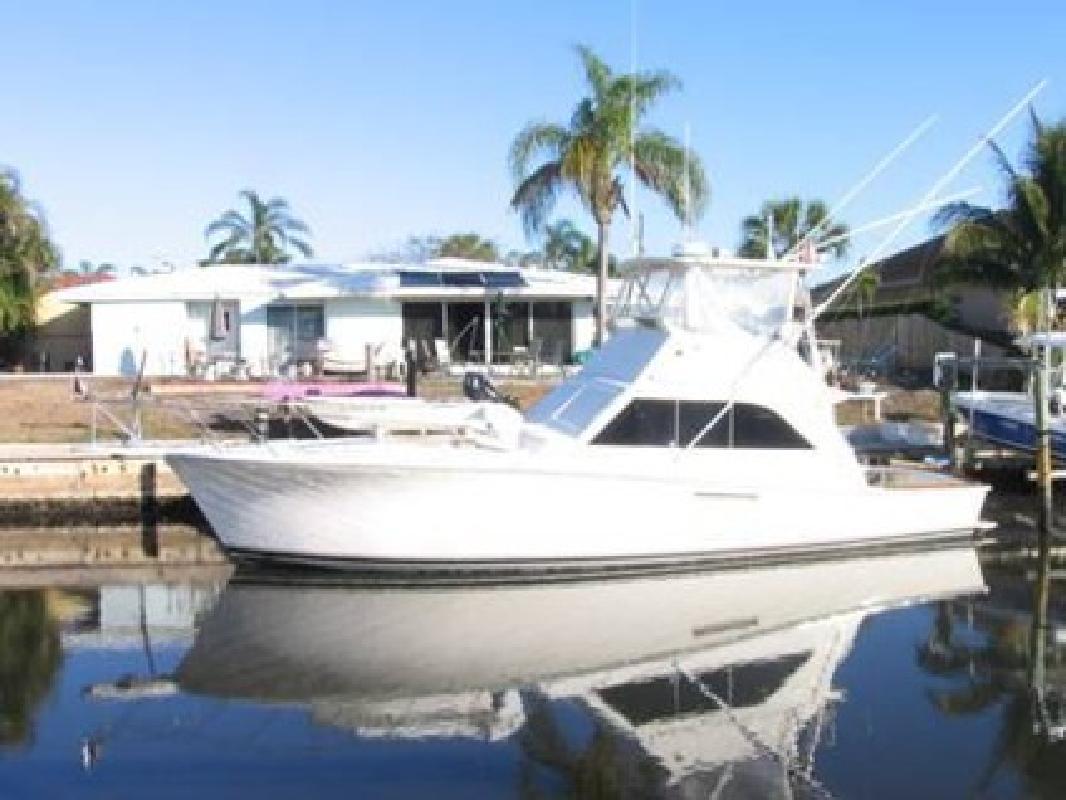 $129,995 1985 Ocean Yachts 46SS Sport Fisherman