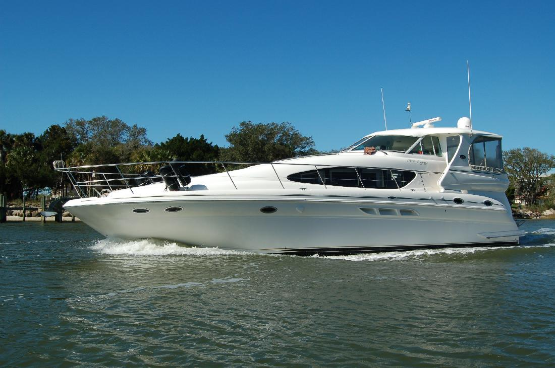 2002 48 39 sea ray 480 motor yacht for sale in tarpon