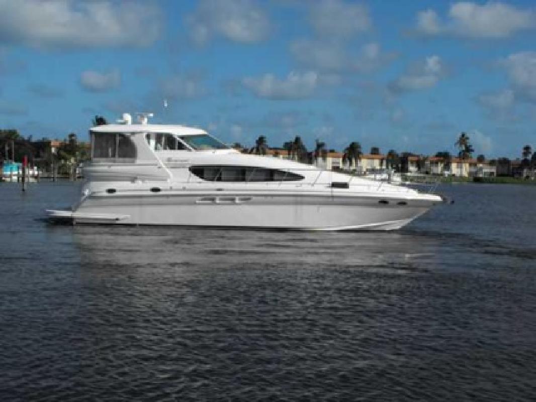 $239,000 2004 Sea Ray 480 MOTOR YACHT