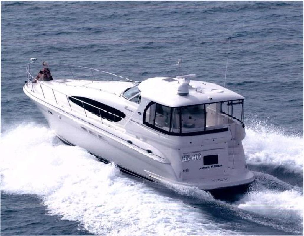 2005 48 39 sea ray 480 motor yacht bristol for sale in for Sea ray motor yacht for sale