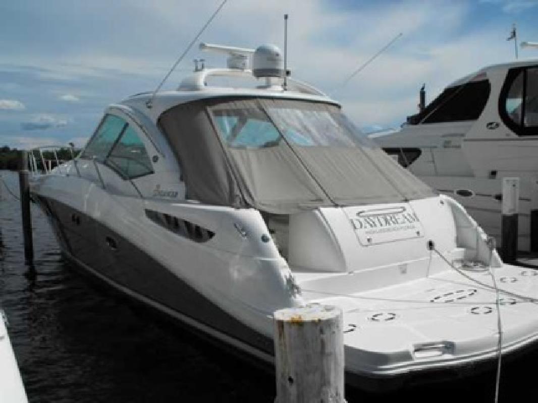 $503,989 2006 Sea Ray 480 SUNDANCER