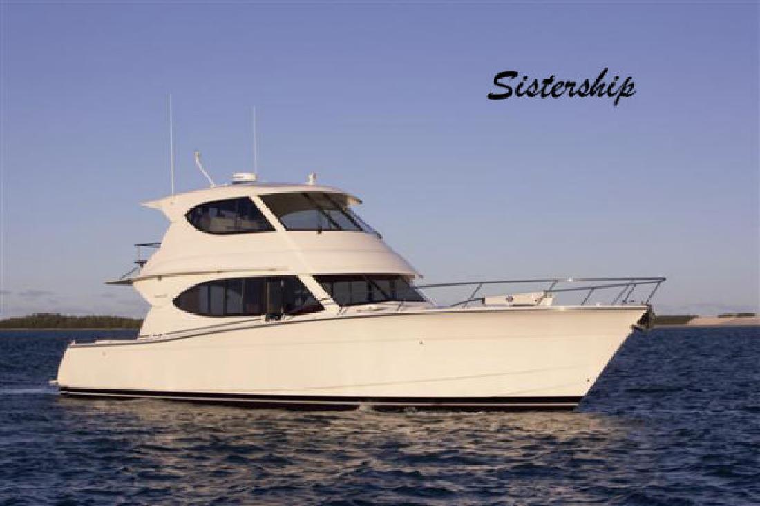 2012 48' Maritimo 48 Cruising Motoryacht