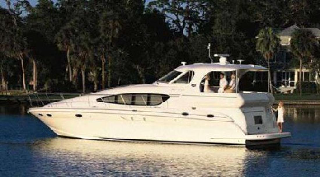 $349,000 2005 Sea Ray 48 MOTOR YACHT