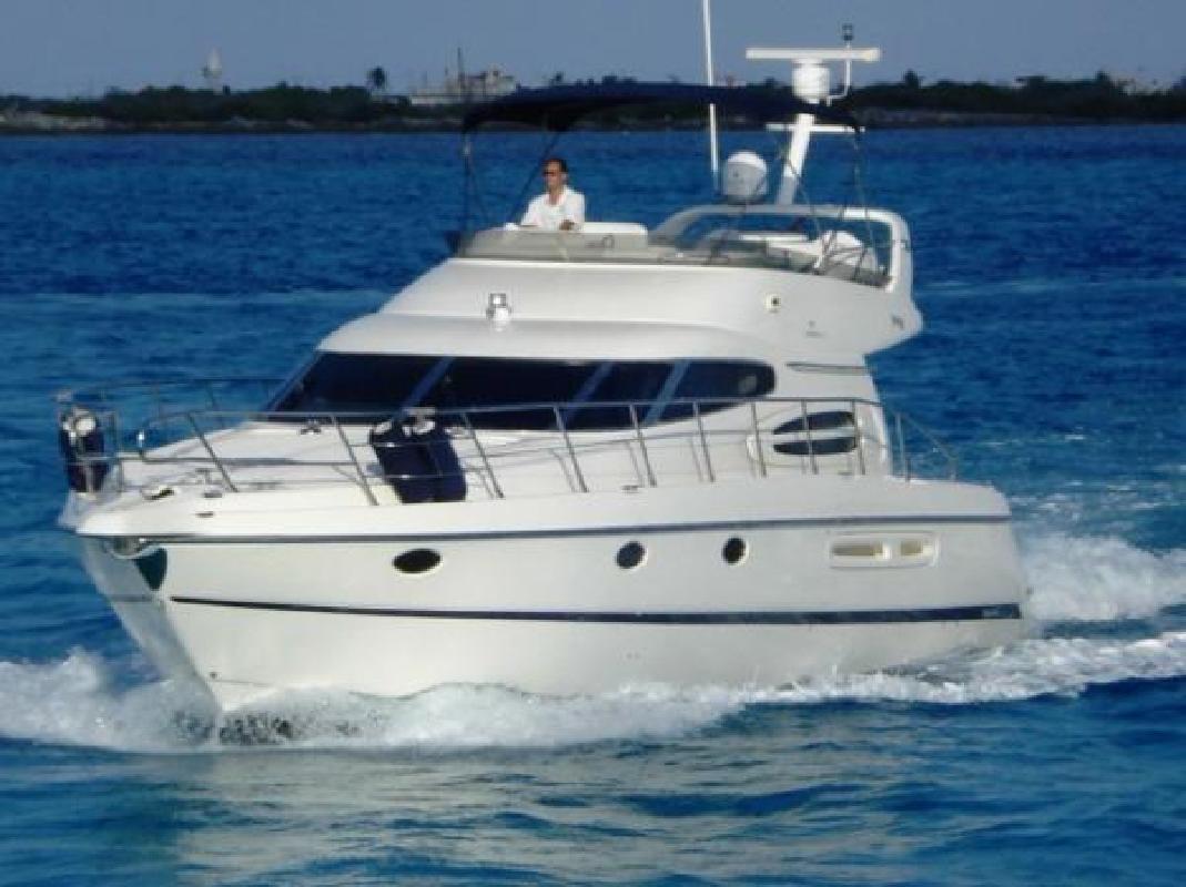 2000 Cranchi Atlantique 48 Palmetto FL