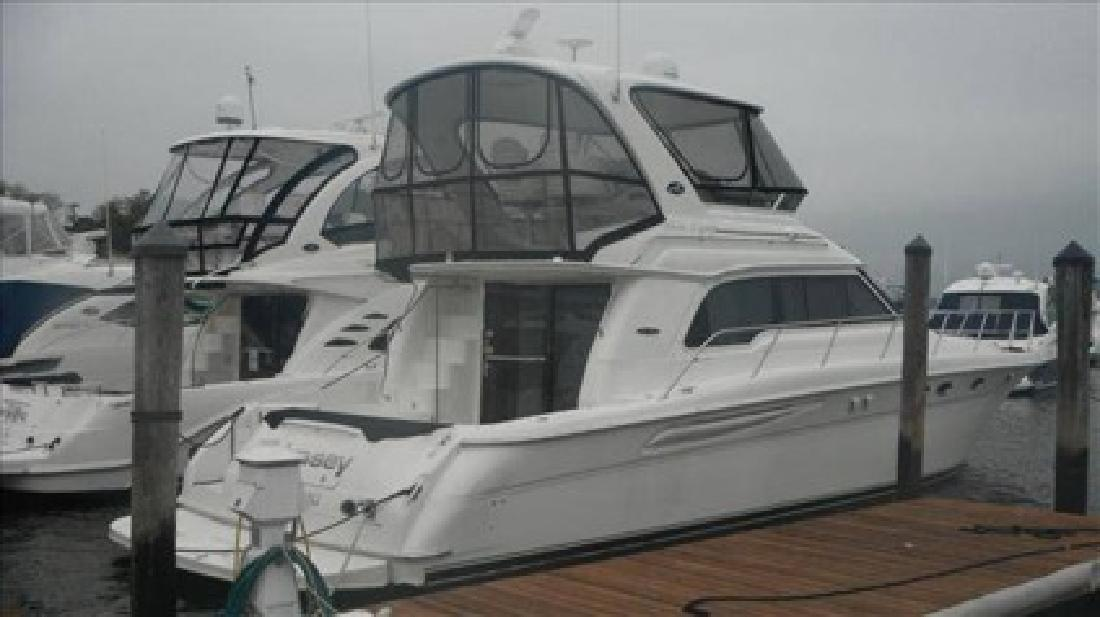 $289,000 2002 Sea Ray 48 SEDAN BRIDGE