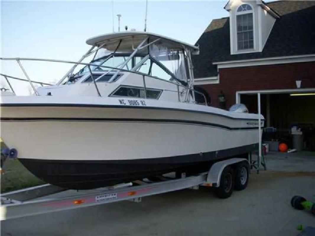 $24,900 1991 Grady-White Offshore (New 4 Stroke in 2003!)