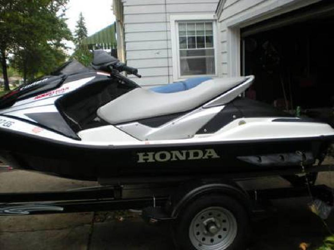 2006 honda aquatrax r 12x turbo 4 stroke jet ski for sale for Honda boardman ohio
