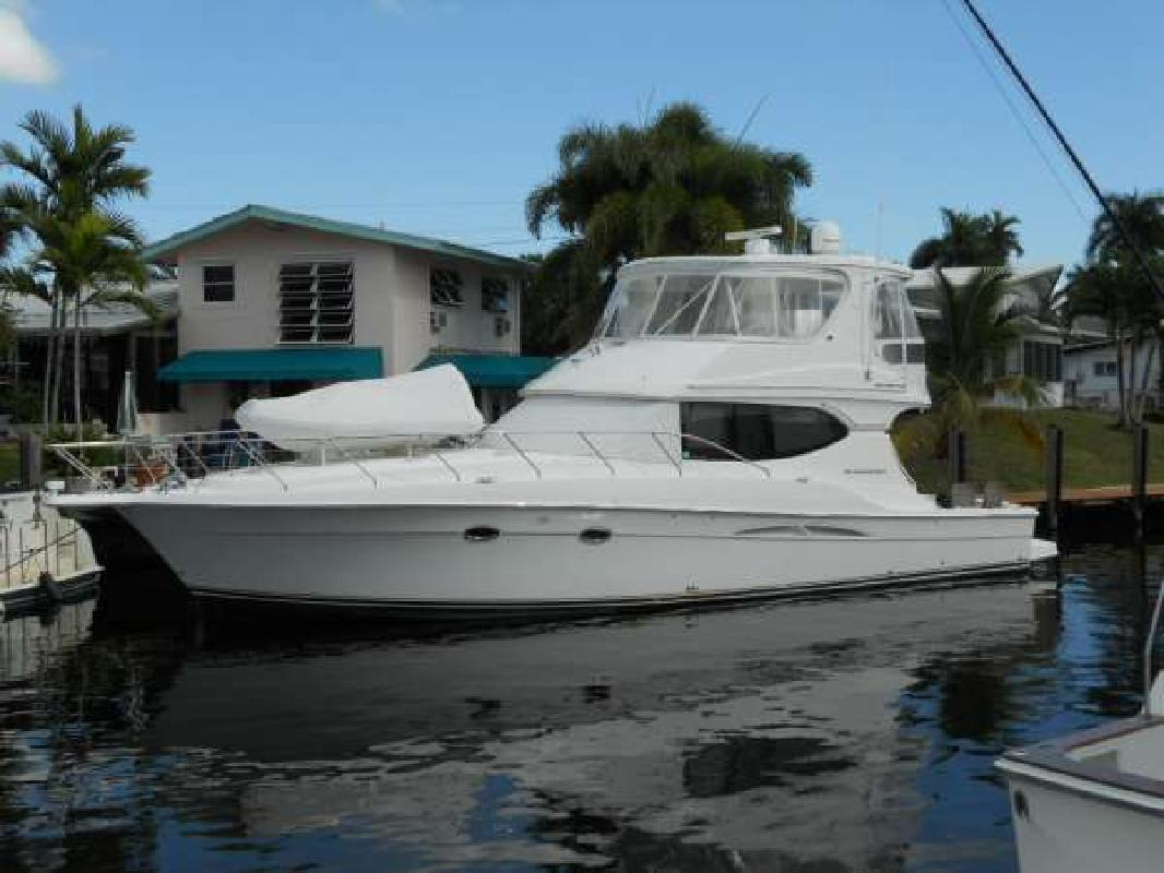2006 50' Silverton 50 Convertible in Fort Lauderdale, Florida