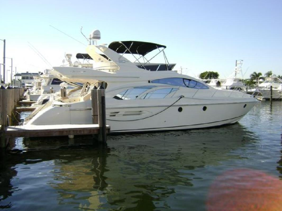 2011 50' Azimut 50 Fly for sale in Dania Beach, Florida | All Boat Listings. ...