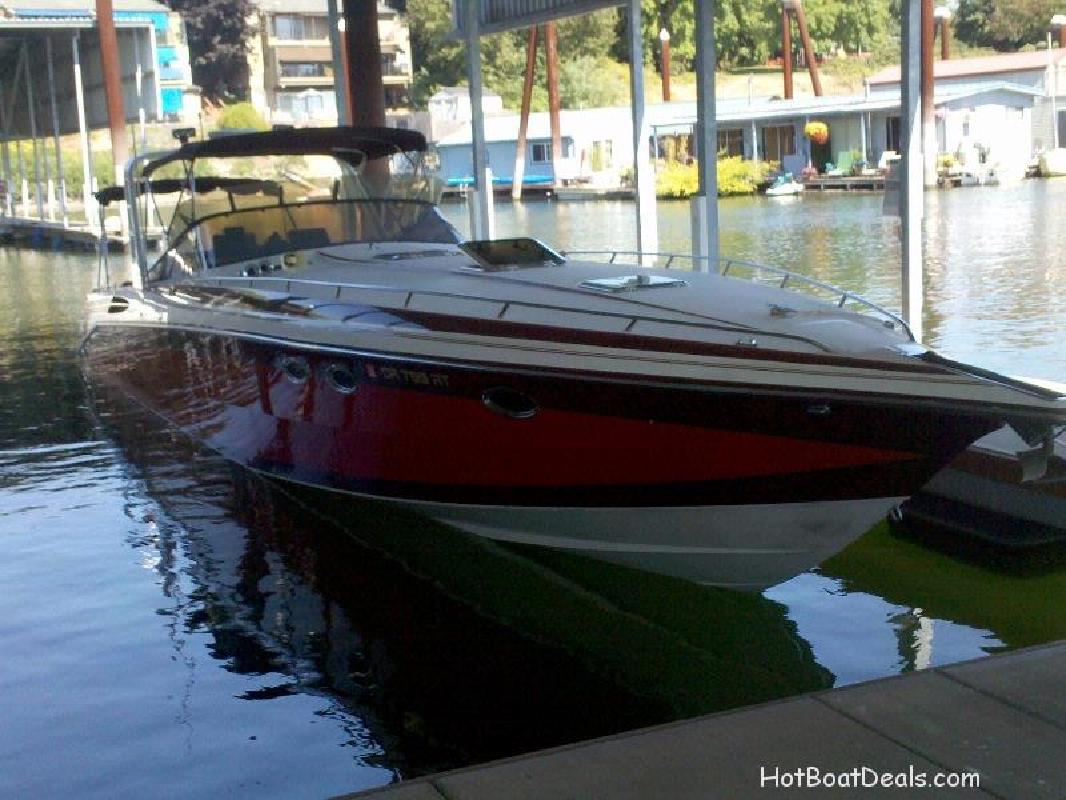 1989 50' Wellcraft 50 Scarab/Meteor