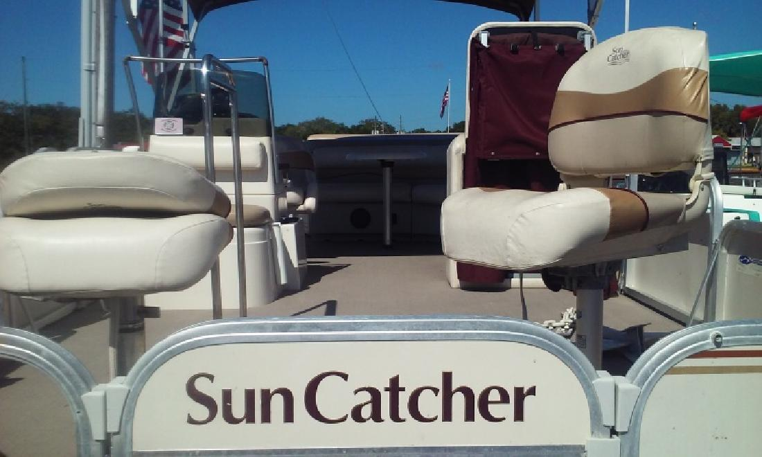 2008 20- G3 Suncatcher with a 50hp Yamaha in Palm Harbor, FL